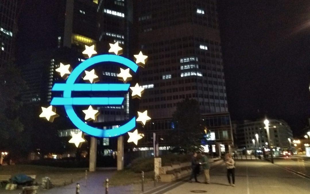 Visita a Banco Central Europeo