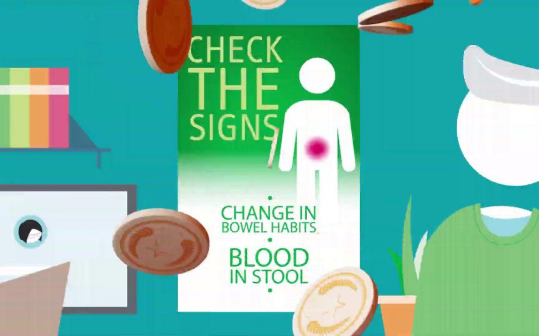 Hacer frente al cáncer colorrectal
